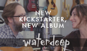 Waterdeep Album Kickstarter 2019